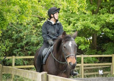 Tippy and Frances Lucy Postgate Riding School Lewes Sussex image