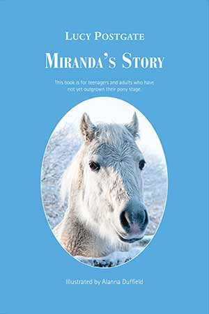 Miranda's Story Lucy Postgate Horse Stories Equestrian image